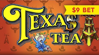Texas Tea Slot - NICE SESSION, ALL FEATURES!