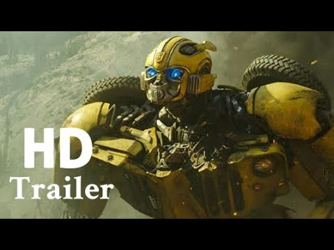 Bumblebee Movie Drak The Moon Styled Trailer