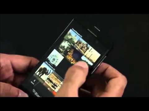 Blackberry Z10 Unlocked Smartphone - www.popularelect.com