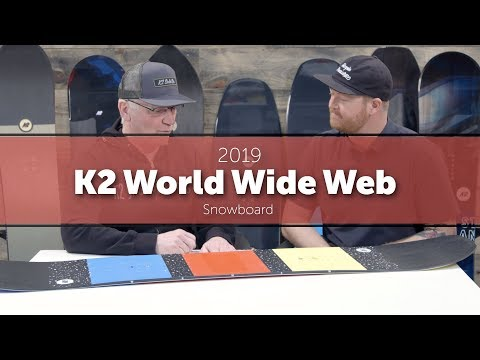 2019 K2 World Wide WebSnowboard - Preview - TheHouse