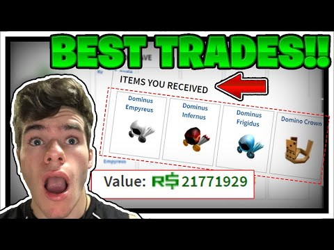 My BIGGEST Trades EVER!! (+80,000,000 ROBUX) - Linkmon99's Guide to ROBLOX Riches #9