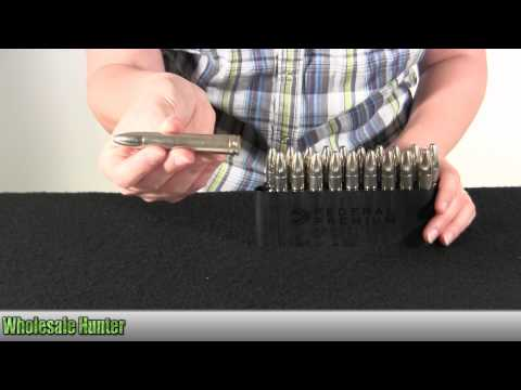 Federal Cartridge 458 Winchester Magnum 400gr Trophy Bonded Bear Claw per 20 P45T1 Unboxing