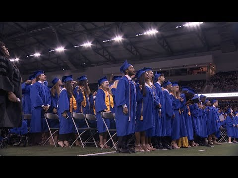 2018 Plano West Senior High School Graduation