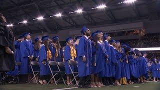 2018 Plano West Senior High School Graduation