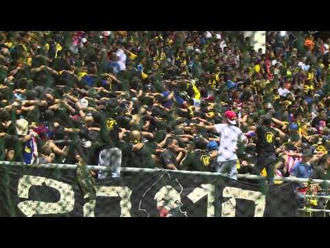 Amazing Hockey crowds in Malaysia - Ultras Malaya
