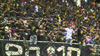 Amazing Hockey crowds in Malaysia - Ultras Malaya