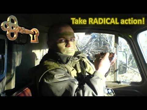 Start with RADICAL ACTION