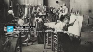 Actuelles - Femmes artistes : de l'interdiction à la reconnaissance