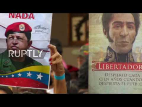 Venezuela: Maduro appoints new vice-president in surprise cabinet reshuffle