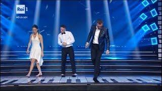 il Grande Piano a MusicQuiz su RAI1. puntata #1