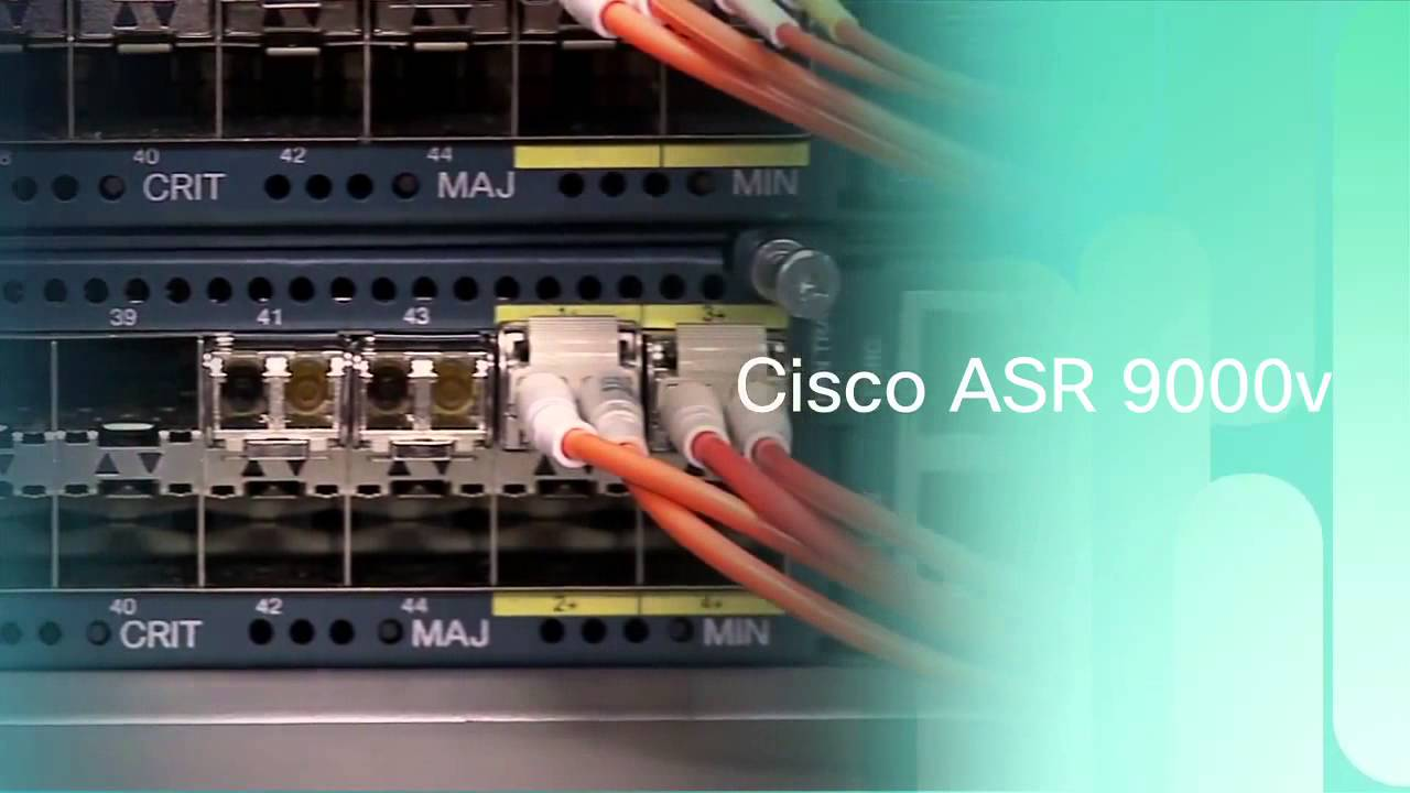 Cisco ASR 9000 System Overview by Cisco - Al Maria Middle East Technogloies