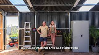 What's in your Shed with Wade Fletcher | Owner of Hills Sustainable Gardens