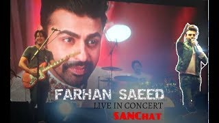 Farhan Saeed Live In Concert At Port Grand Karachi Sanchat