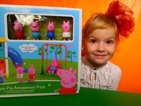 Пазлы Свинка Пеппа для детей от Оригами Купить