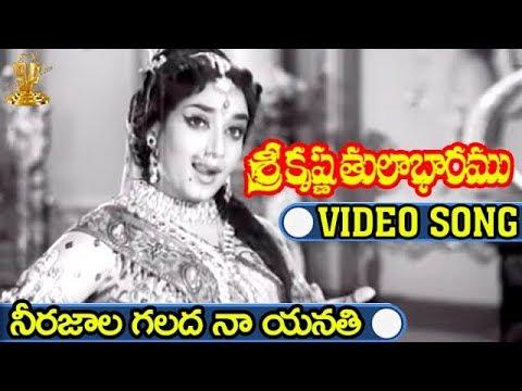 Nirajala Galada  Naa Yanathii Video Song |...