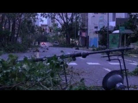 Hurricane Irma leaves 3 dead, loss of power in Puerto Rico