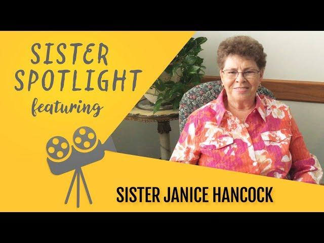 Sr. Janice Hancock