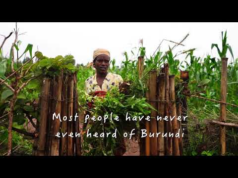 Burundi: the forgotten country