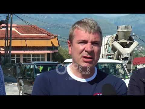 Ora News - Punimet për hyrjen e Sarandës, Gjiknuri: Investimi përfundon brenda një muaji