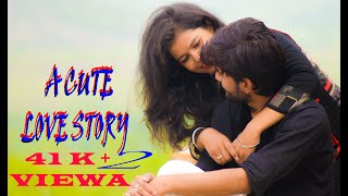 A Cute Love Story Part.2 || dhadak song ||