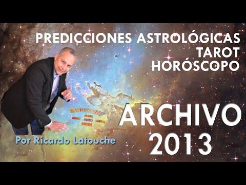 Predicciones 2013 a través del Tarot - Ricardo Latouche Tarot