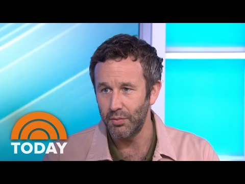 "Chris O'Dowd Talks About His New Movie ""Juliet, Naked"" And  With Ray Romano ""Get Shorty""  TODAY"