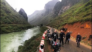 Vietnam Off-road Motorbike Tours, Ha Giang Of North Vietnam Off-road Motorbike Tour, XR125L 2013