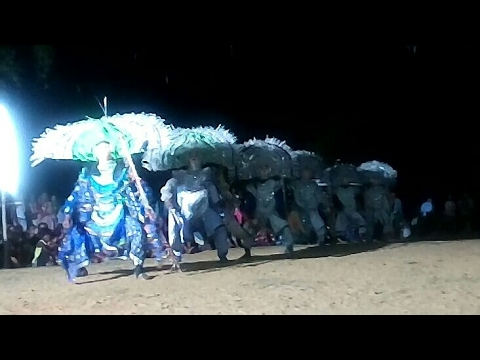 Purulia CHHOU FOLK DANCE Superb video...