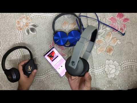 JBL Infinity GLIDE 500 Review vs Skullcandy vs Sony  Best Wireless Headphone under 2000 ?