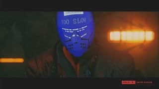 15 Minutes of Ruiner's Incredible Cyberpunk Beatdown Action - PAX East 2016