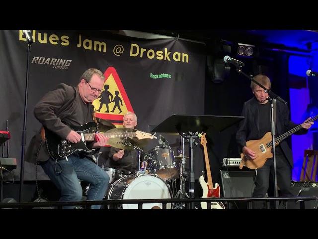 Umeå Live - Blues Jam: Ford Cortina