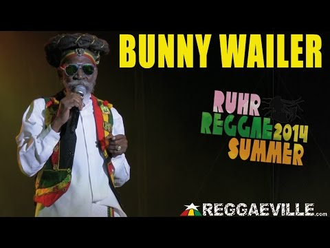 Bunny Wailer - Dreamland @ Ruhr Reggae Summer 2014