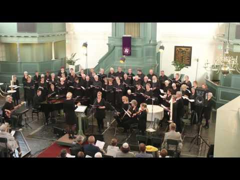 Matteus Passie 2017 door New Sound en de Cantorij van de Grote Kerk