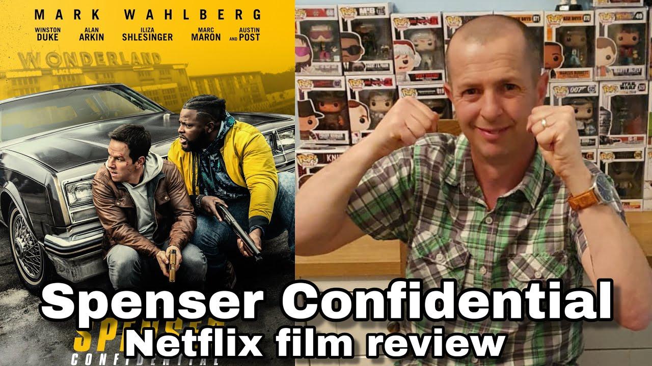 Spenser Confidential 2020 Netflix Original Film Review Youtube