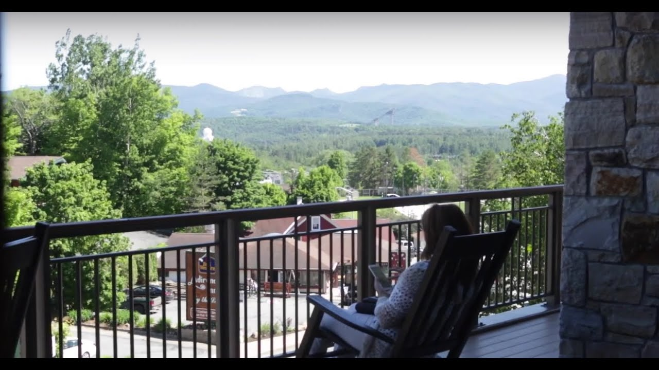 The Conference Center at Lake Placid - YouTube