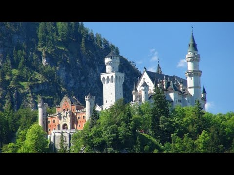 Schwangau, Germany, 2016, HD 1080p