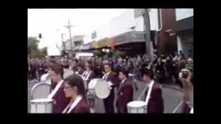 Australia - Oakleigh - Greek Community celebrating Greek National Day. 28th October 2013