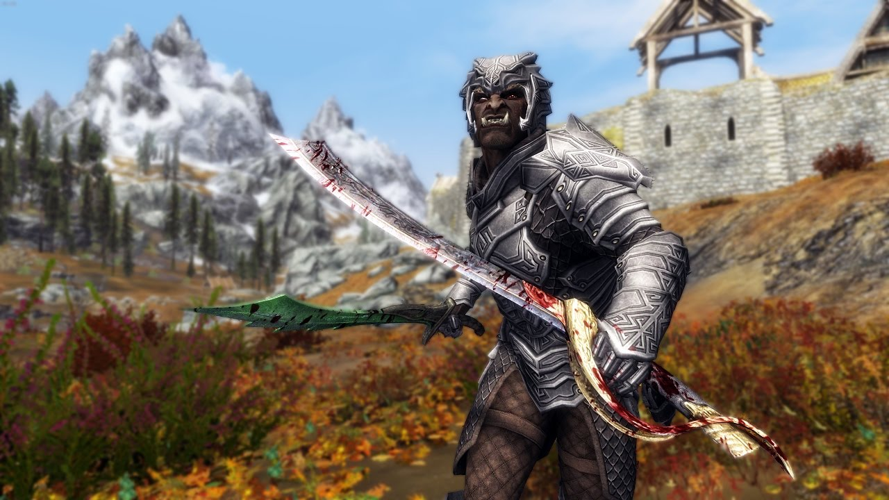 Weapons Of The Third Era Skyrim Special Edition Mods Pcxbox One
