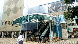 【メトロ東西線】西葛西駅  Nishi-kasai