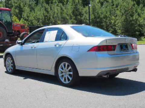 Acura TSX For Sale In Durham NC YouTube - Acura tsx for sale in nc