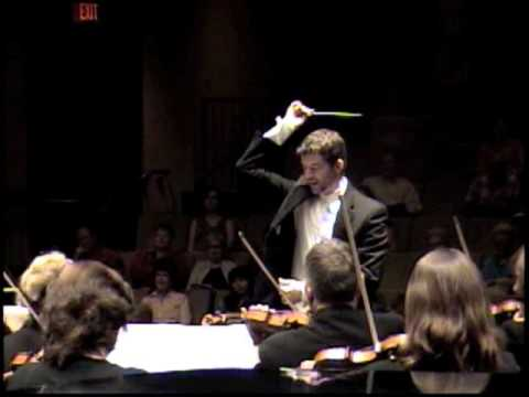 David Binns Williams - Copland Old American Songs - Performance