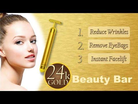 24k gold facelift beauty bar thehacktag best cool. Black Bedroom Furniture Sets. Home Design Ideas