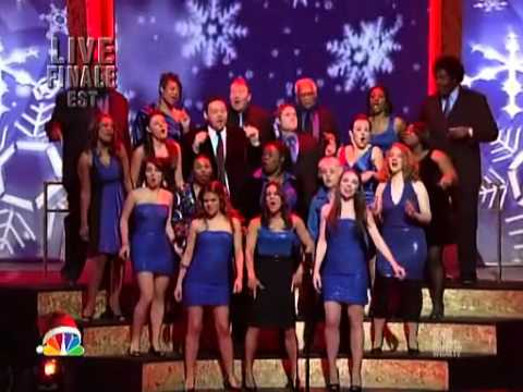 Christmas Medley on Clash of the Choirs (2007)