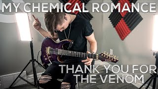 Download Lagu My Chemical Romance - Thank You For The Venom - Cole Rolland (Guitar Cover) mp3