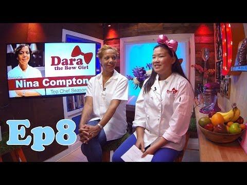 Dara The Bow Girl : Ep 8 : Chef Nina Compton : Top Chef Season 11