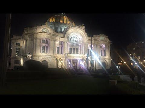 EL PUEBLO DE MÉXICO PREPARADO PARA RECIBIR AL PRESIDENTE LÓPEZ OBRADOR