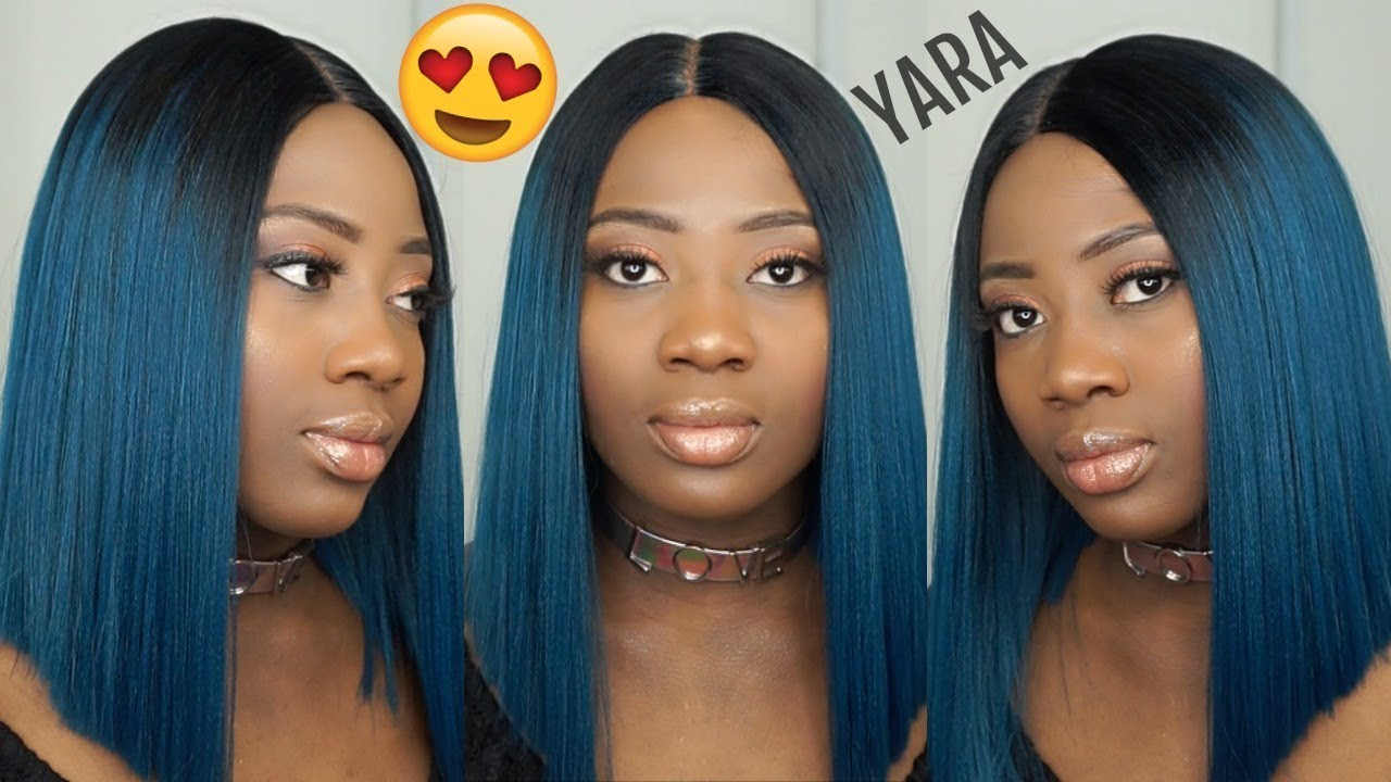 You Need This 39 Blunt Cut Bob Wig Bobbi Boss Yara Wig