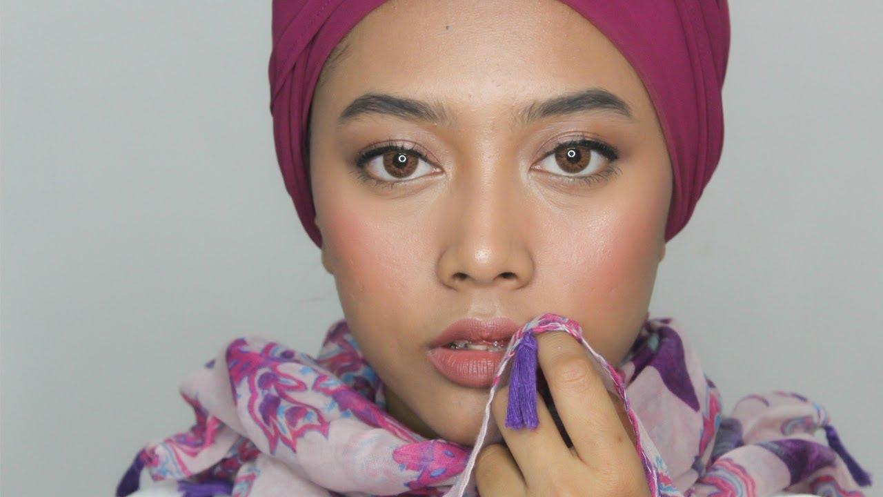 Makeup Natural Untuk Kulit Sawo Matang Dara Nitya Youtube