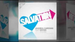 Salvation - Deep Groove Mix (preview)