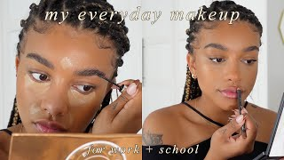 my everyday makeup routine *for school + work*